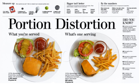 Portiondistortion